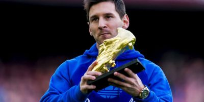 Lionel Messi – FC Barcelona (2012/13) Foto: Getty Images