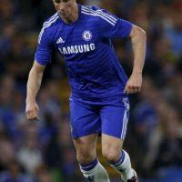 Fernando Torres. Chelsea pagó 58 millones de euros por el delantero francés. Lo vendió en 3 millones al Milán Foto:Getty Images