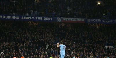 Frank Lampard en su retorno a Stamford Bridge Foto:Getty Images