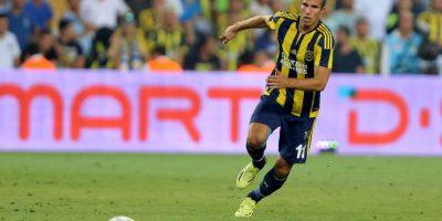 12. Fenerbahçe-Turquía (365.000 camisetas vendidas – Adidas) Foto:Getty Images