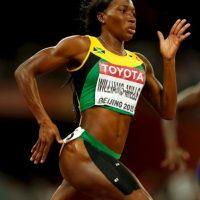 Novlene Williams-Mills – Atleta jamaicana Foto:Getty Images