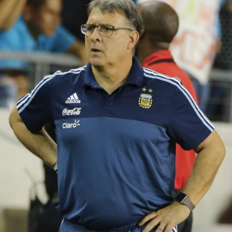Gerardo Martino. Fracasó en Barcelona Foto: Getty Images