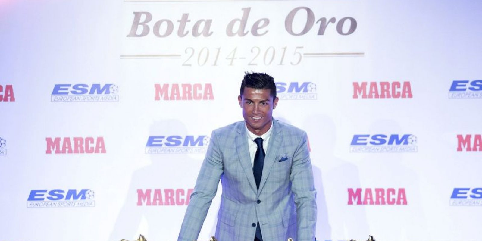 Cristiano Ronaldo – Real Madrid (2014/15) Foto:Getty Images