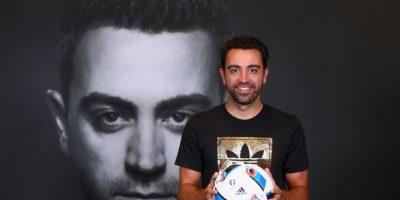 Xavi. Se llegó a cotizar en 50 millones de euros en Barcelona. Ahora vale cuatro millones Foto:Getty Images