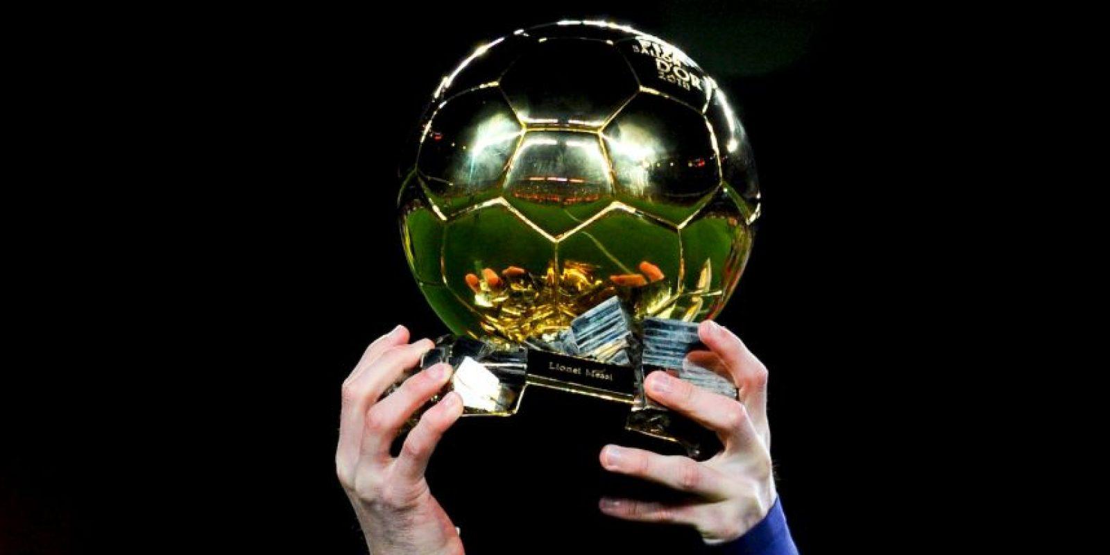 La maldición del Balón de Oro: Ganar el máximo premio individual es todo un logro para un futbolista, pero también trae una carga importante. Ningún jugador del año anterior al Mundial ha podido levantar la copa. Foto:Getty Images