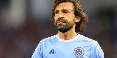 Andrea Pirlo. El veterano italiano llegó a costar 36 millones en 2008. Ahora juega en la MLS y vale un millón Foto:Getty Images