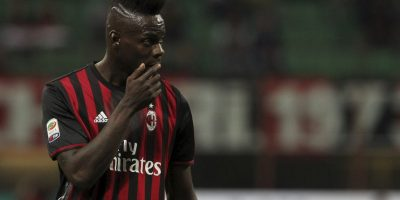 Mario Balotelli. Liverpool y Milán pagaron 20 millones de euros por el italiano. No se consolidó en ninguno de los dos Foto:Getty Images
