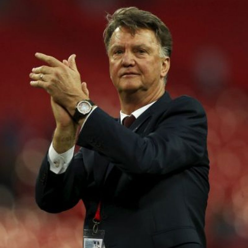 Louis van Gaal. Dos años en el Manchester United en el que ganó más enemigos que títulos Foto:Getty Images