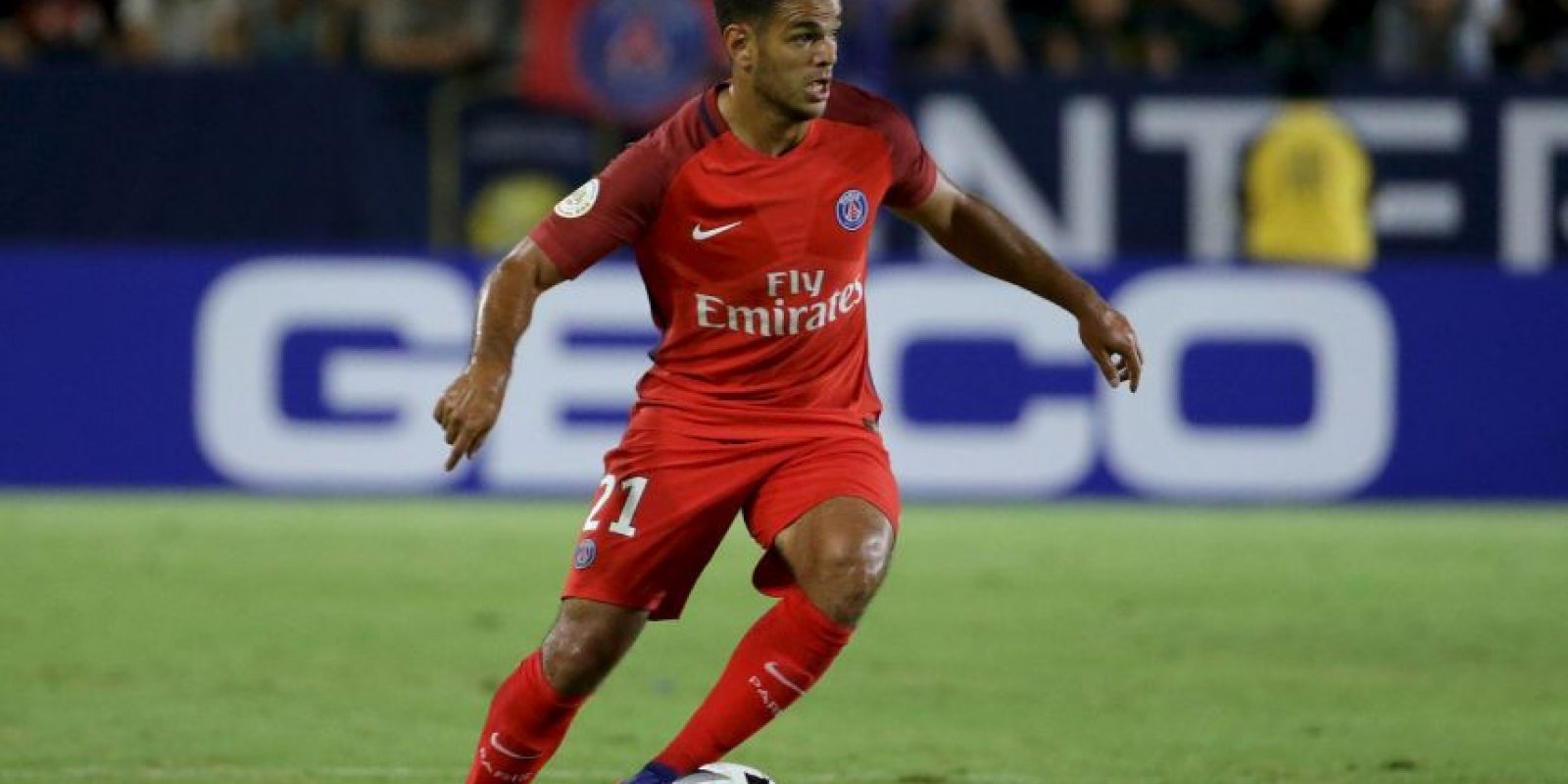 8.PSG-Ligue 1 (526.000 camisetas vendidas – Nike) Foto:Getty Images