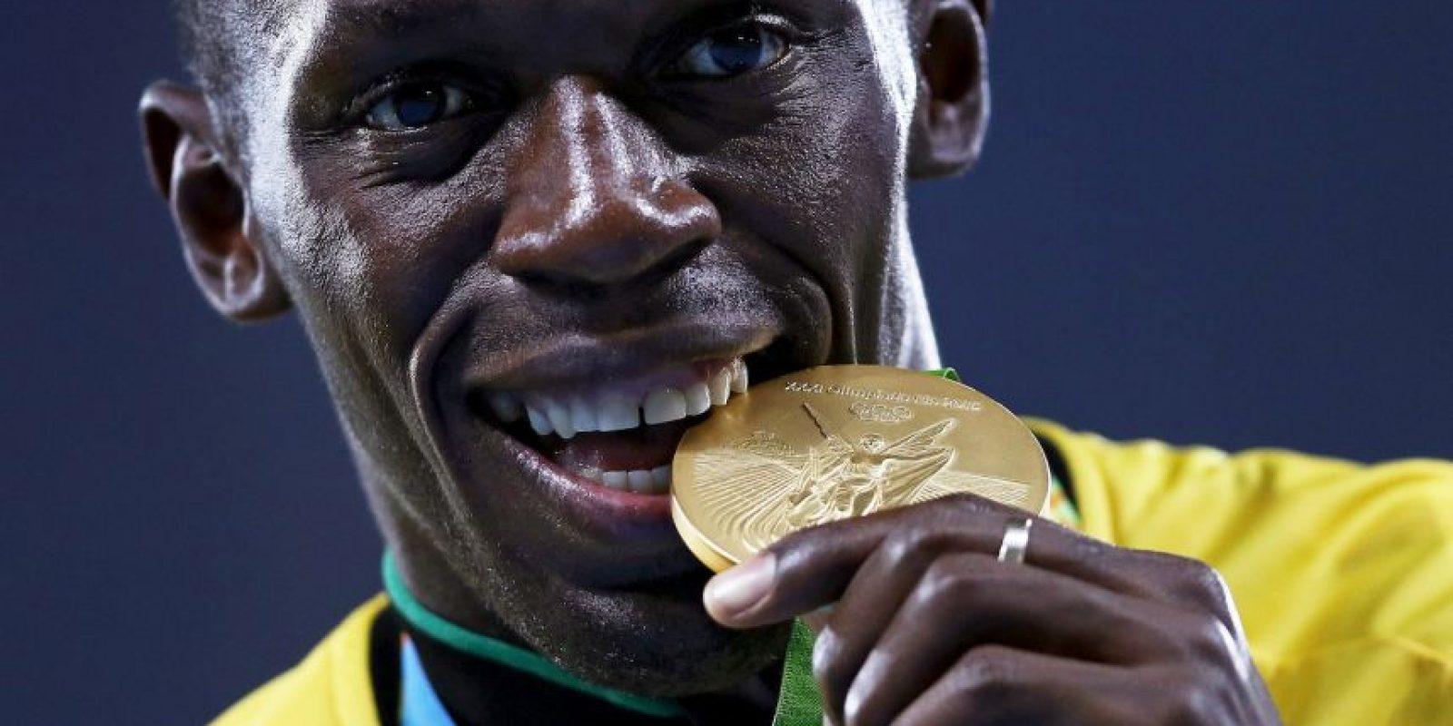 Usain Bolt dio la fecha de su retiro Foto:Getty Images