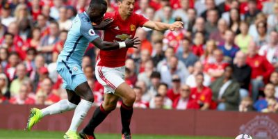 Manchester City y Manchester United se medirán por la Capital One Cup Foto: Getty Images