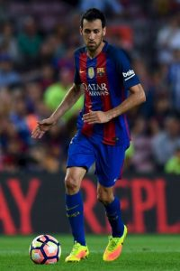 Sergio Busquets Foto: Getty Images