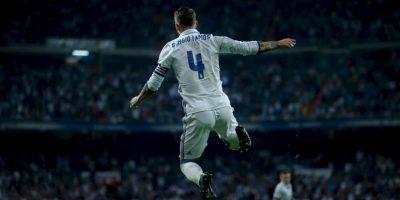Sergio Ramos (defensor) Foto:Getty Images