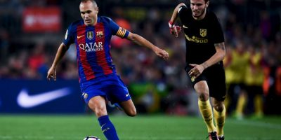Andres Iniesta (centrocampista) Foto: Getty Images