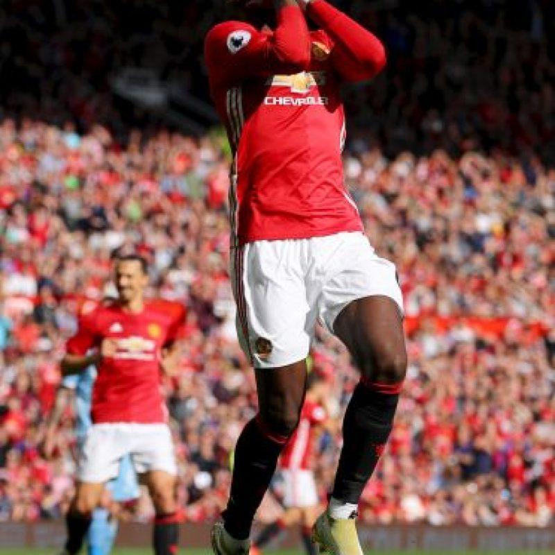 """Manchester United pagó 120 millones de euros por """"repatriarlo"""" Foto:Getty Images"""