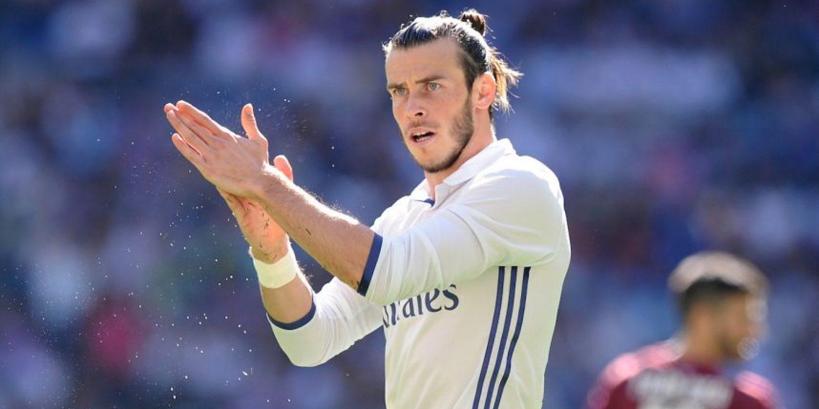 10.- Gareth Bale (27 años-Fútbol) – 35.9 millones de dólares Foto:Getty Images