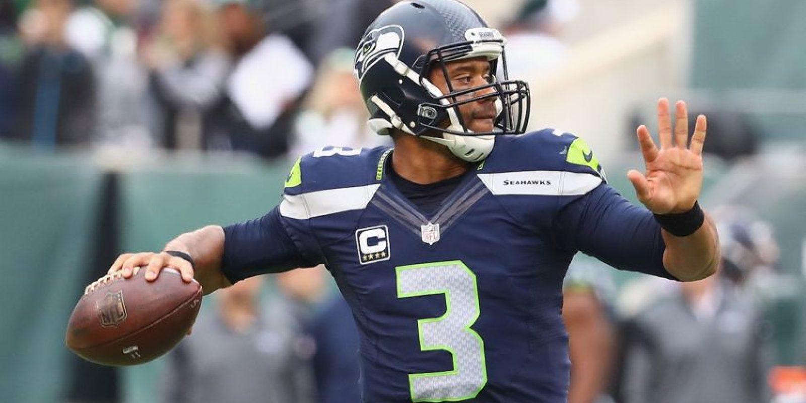 7.- Russell Wilson (27 años-Fútbol Americano) – 41.8 millones de dólares Foto:Getty Images