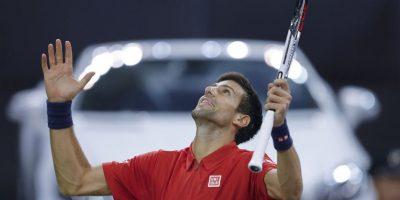 3.-Novak Djokovic (29 años-Tenis) – 55.8 millones de dólares Foto:Getty Images