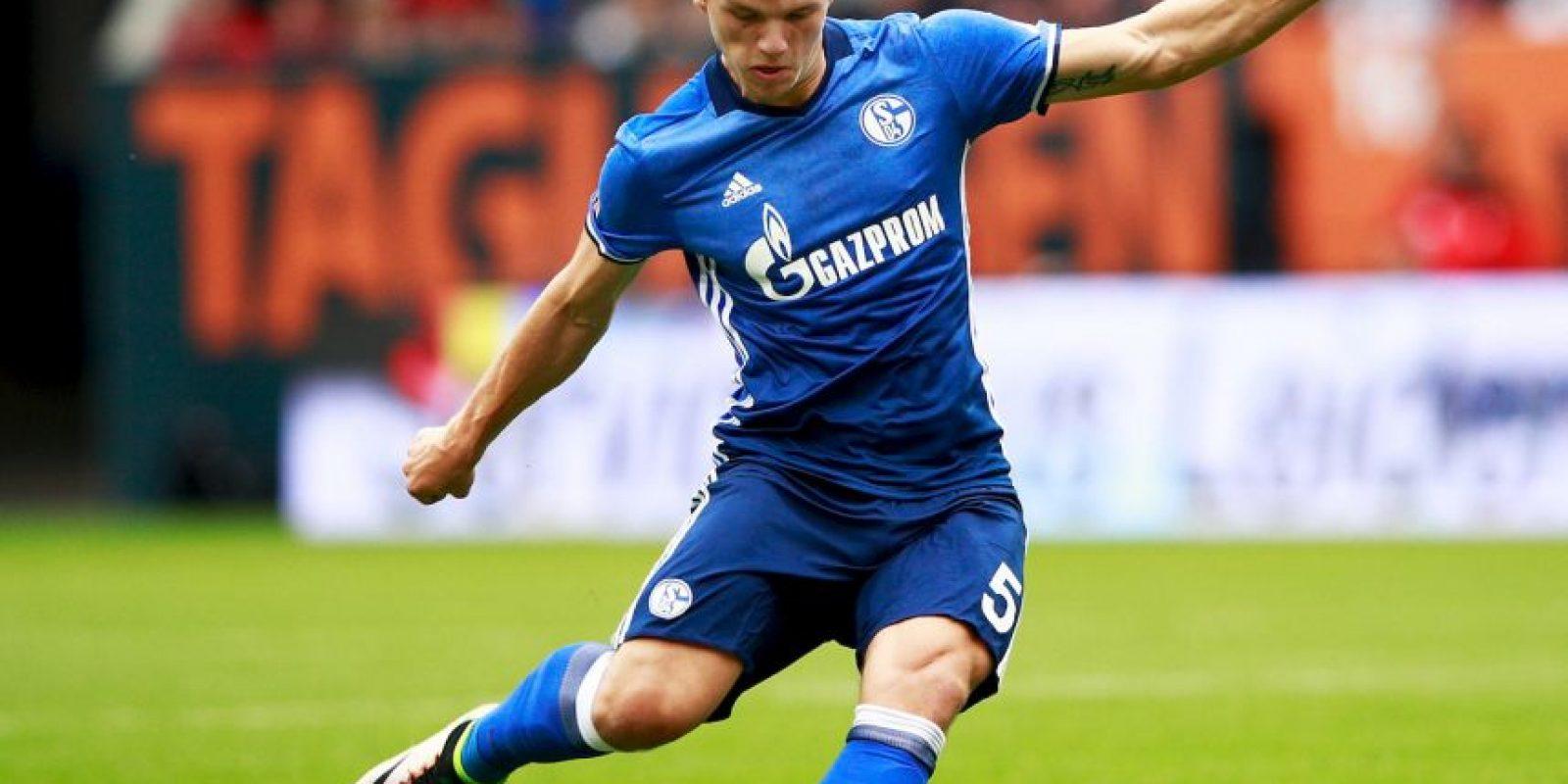 18.Schalke 04-Bundesliga(184.000 camisetas vendidas – Adidas) Foto:Getty Images