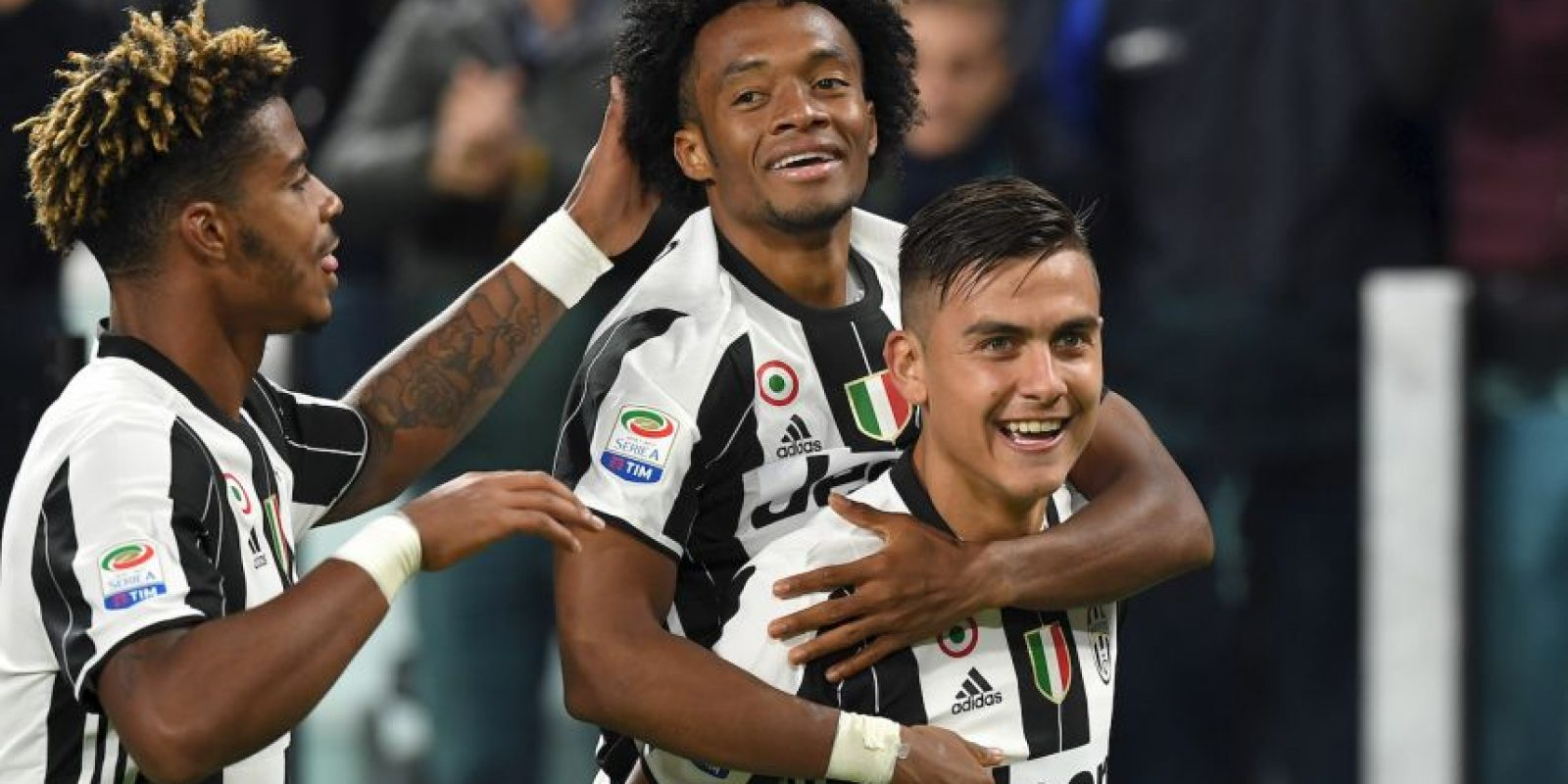 9.Juventus-Serie A (452.000 camisetas vendidas – Adidas) Foto:Getty Images