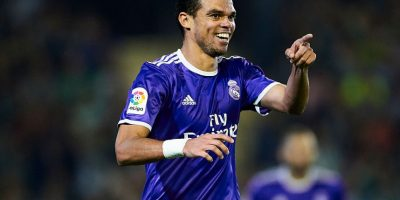 Pepe (defensor) Foto:Getty Images