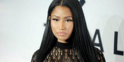 Nicki Minaj no dejó nada a la imaginación con este look