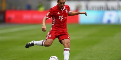 4.Bayern Munich-Bundesliga(1.200.000 camisetas vendidas – Adidas) Foto:Getty Images