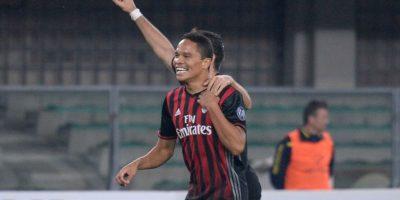 16.AC Milan-Serie A (200.000 camisetas vendidas – Adidas) Foto:Getty Images