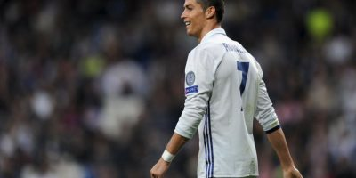 Cristiano Ronaldo (delantero por izquierda) Foto:Getty Images