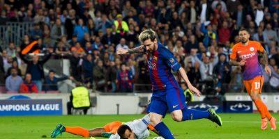 El peor golpe de esta racha fue la goleada por 4 a 0 que sufrió ante Barcelona. Foto:Getty Images