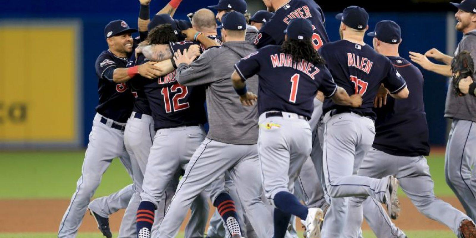 Los Cleveland Indians van por un título que no tienen de 1948 y que tuvieron la posibilidad de ganar en 1997 Foto:Getty Images