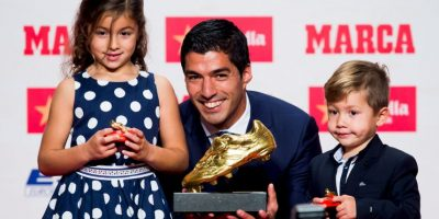 Luis Suárez – FC Barcelona (2015/2016) Foto: Getty Images