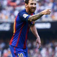 Favoritos a ganar el Balón de Oro: Lionel Messi Foto:Getty Images