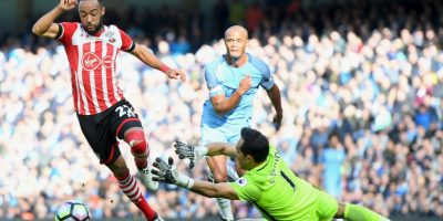 El mazazo que les propinó Barcelona también les afectó en la Premier League e igualó con Southampton Foto:Getty Images