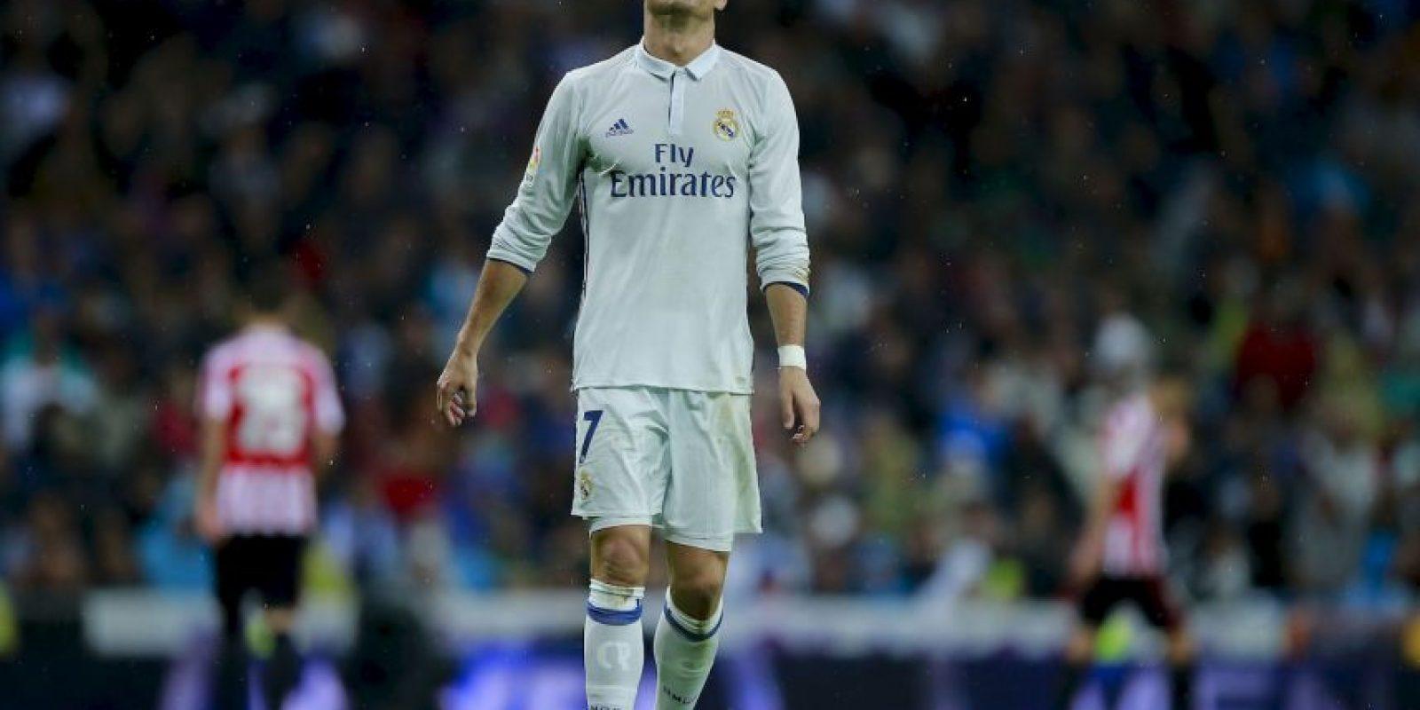 Cristiano Ronaldo atraviesa su peor crisis goleadora Foto:Getty Images