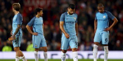 Ahora, para ahondar la crisis, cayeron ante Manchester United y fueron eliminados de la Capital One Cup. Foto:Getty Images