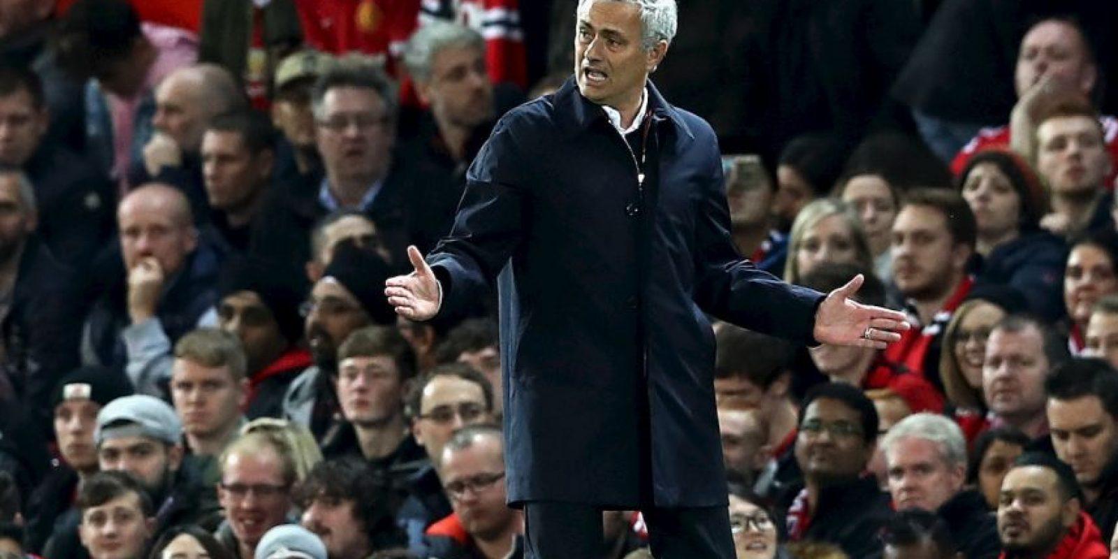 """Jose Mourinho. """"The Special One"""". Así se llamó a sí mismo cuando llegó al Chelsea en su primera etapa Foto:Getty Images"""
