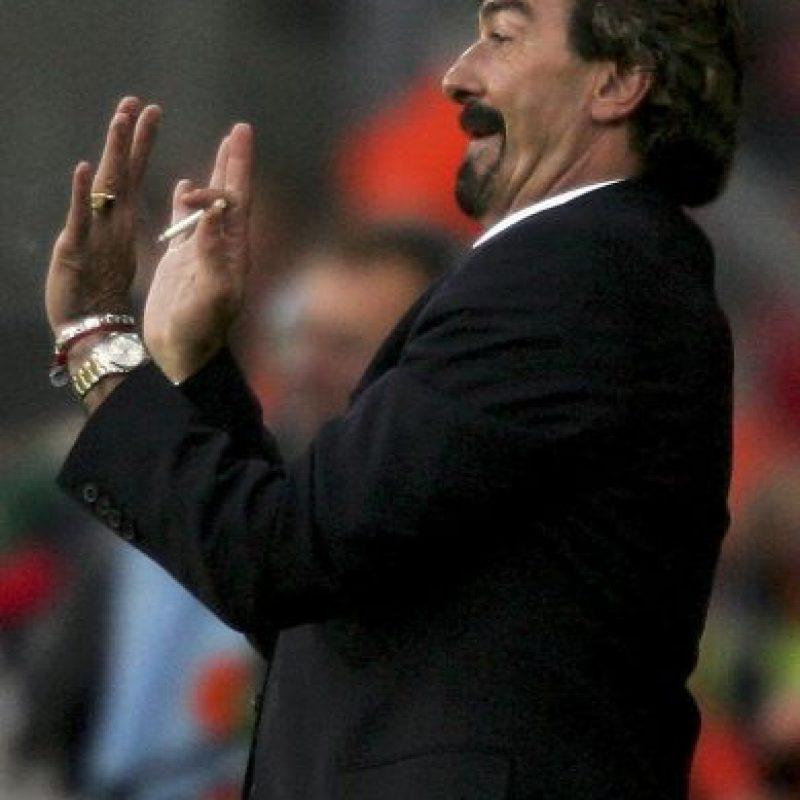 Ricardo La Volpe. Su pasó por Boca Juniors es para el olvido Foto:Getty Images
