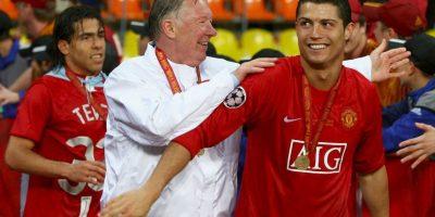 Cristiano Ronaldo dio a conocer cuánto influyeron los técnicos en su carrera. Foto:Getty Images