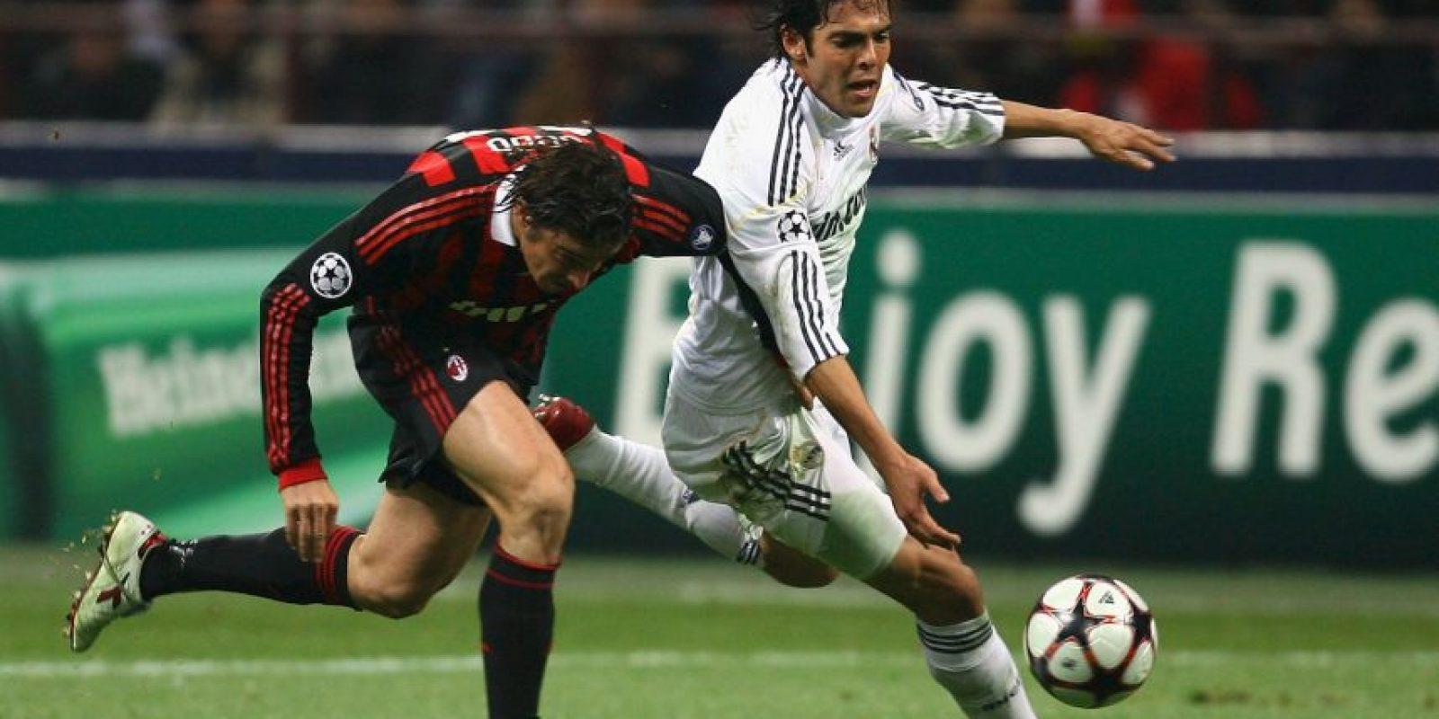 Kaká en su retorno a San Siro Foto:Getty Images