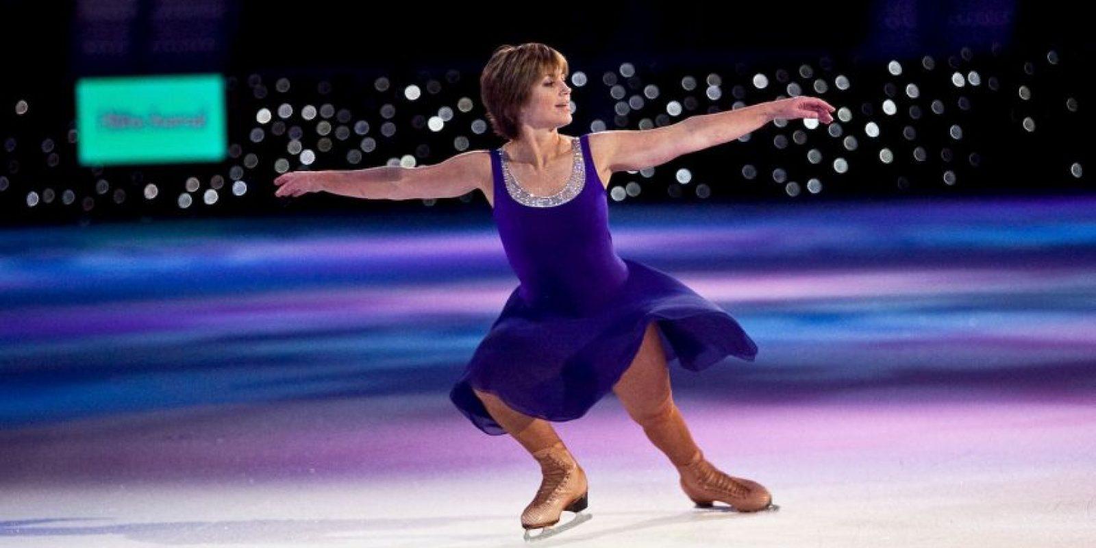 Dorothy Hamill – Patinadora estadounidense Foto:Getty Images