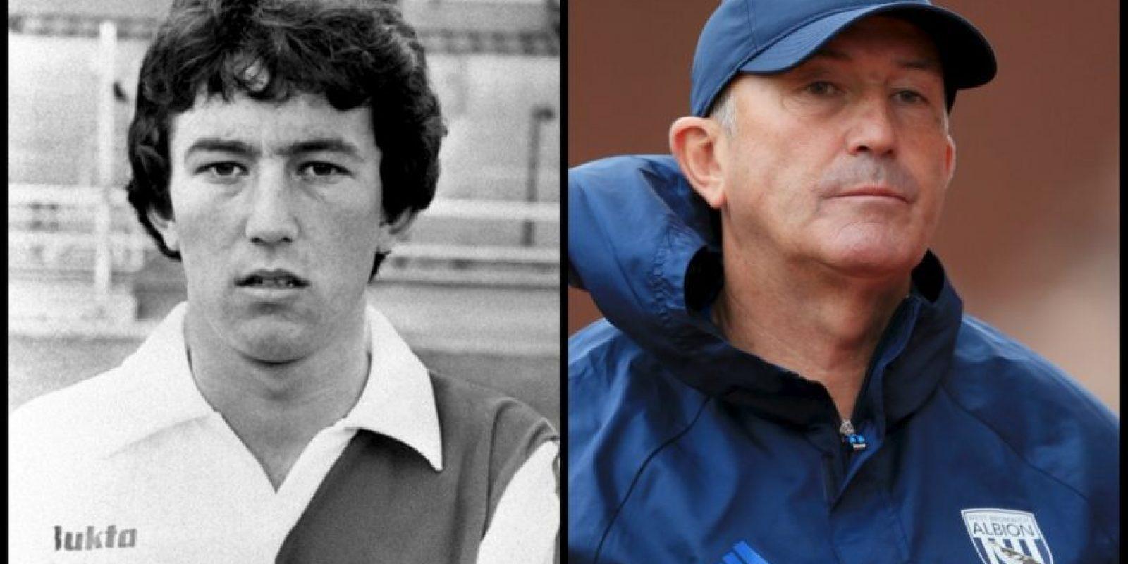 Su época de jugador no fue de la más brillantes y tuvo pasos por equipos de menor categoría en Inglaterra. Su máximo logro fue el título de la tercera división con Bournemouth Foto:Getty Images