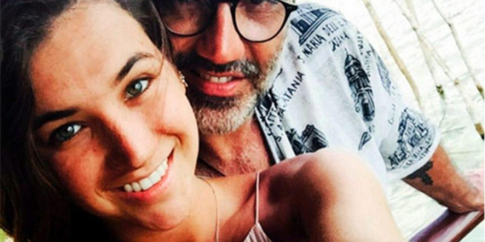 Alejandro Fernández y Karla Leaveaga Foto:Vía instagram.com/karlaveaga/