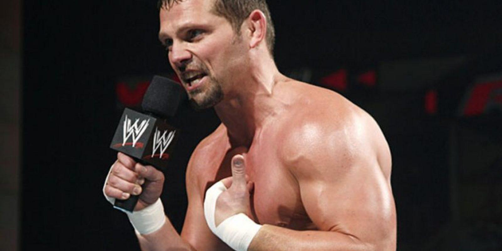 Jamie Noble tuvo una pelea vehicular que no terminó de buena forma Foto:WWE