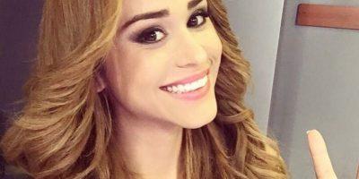 """Yanet García, la chica más guapa del clima se """"convierte"""" en bruja"""