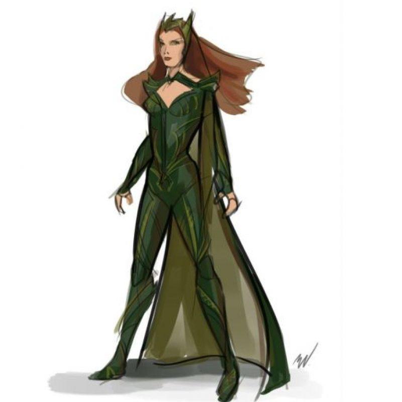 También conocida como Reina Atlantis Foto:WB