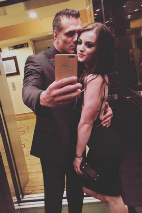Las mejores imágenes de las redes sociales de Paige y Alberto del Río Foto:Instagram