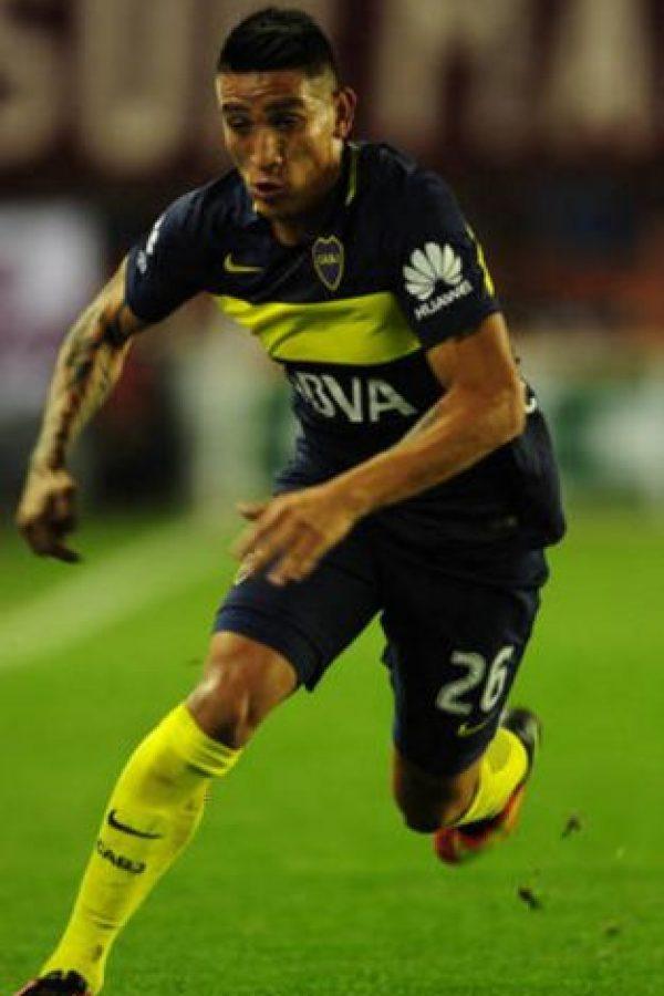 Ricardo Centurión (Boca Juniors)