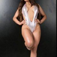 Suzy Cortez. A finales de 2015 la Miss Bumbum prometió quitarse la ropa si Sao Paulo llegaba a la Copa Libertadores Foto:Instagram
