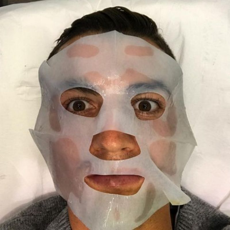 Las mejores imágenes de Cristiano Ronaldo cuidando su cuerpo Foto:Instagram